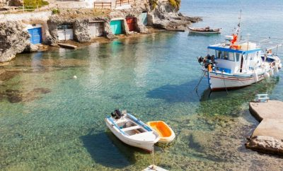 7 DAYS TRIP FROM LAVRIO, WEST CYCLADES